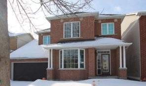 *SOLD* 30 Mersey Dr – Beautiful 4 Bedroom, 3 Bath Home For Sale in Kanata!